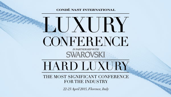 Suzy Menkes announces more speakers and programme for CNI Luxury Conferenc