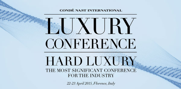Join #SuzyMenkes and luxury business and creative leaders in Florence